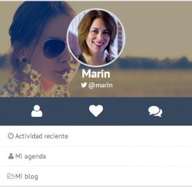Portafolio, Blog y Agenda Web.